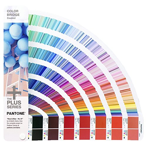 Pantone GG6103N Plus ColorBridge Guide Coated, Multicolor