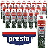 Presto Power Bremsenreiniger, 24x 600ml