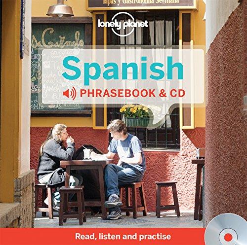Lonely Planet Spanish Phrasebook and Audio CD (PHRASEBOOKS)