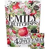 Emily Fruta Patatas A La Inglesa 15G De Manzana Crujiente X 4 Por Paquete