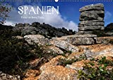 Spanien (Wandkalender 2019 DIN A2 quer): Landschaft und Natur in Spanien (Monatskalender, 14 Seiten ) (CALVENDO Natur) - Benny Trapp