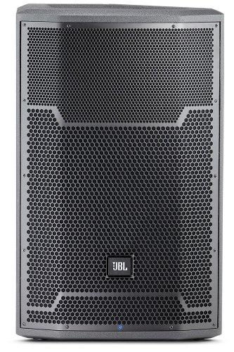 JBL PRX700 Series PRX715/230 Black loudspeaker - Loudspeakers (2-way, 1.0 channels, Wired, RCA/XLR, 42.9-19500 Hz, Black)