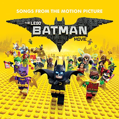 The Lego Batman Movie: Songs From The Motion Picture  (Colored Vinyl) [VINYL]