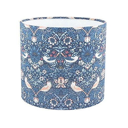 william-morris-strawberry-thief-fabric-in-blue-handmade-drum-lampshade