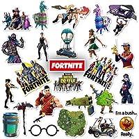 Q-Window Pegatinas (150 pcs) Vinilo Pop Juego Pegatina para monopatín,Equipaje,PS4,Xbox One,teléfono,computadora portátil Regalo para Jugador,Adultos,Adolescentes,niños y niñas Stickers- Impermeable