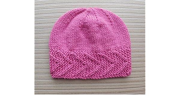7a38a1e7806 Knitting Pattern Hat