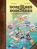 Sorcières-sorcières. 2, Le mystère des mangeurs d'histoires / scénario Joris Chamblain   Chamblain, Joris (1984-....). Auteur