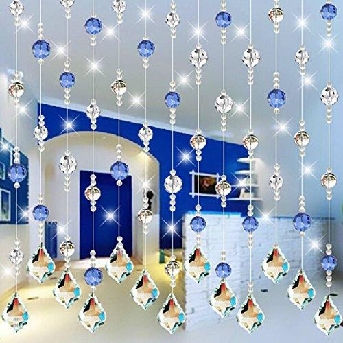 mark8shop 10PCS Kristall klar Glas Maple Leaf Lampe Prismen Teil Dekoration Anhänger zum Aufhängen 38x 26mm - 10-lampe Kristalle