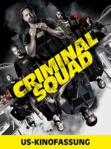 Criminal Squad: US-Kinofassung [dt./OV]