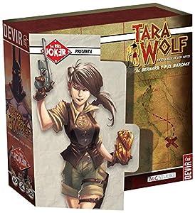 Devir- Tara Wolf en el Valle de los Reyes (BGTARA)