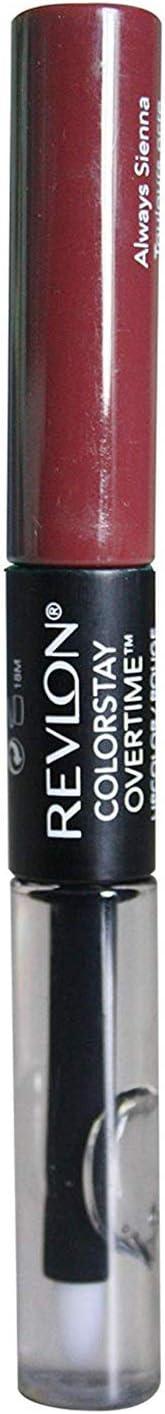 Revlon Colorstay Overtime Lip Color, Always Sienna, 4ml