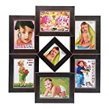 Wall Hanging Collage Frame of 7 Photos (...