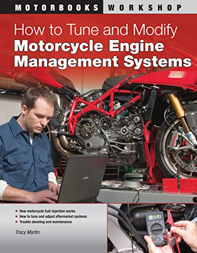 How to Tune and Modify Motorcycle Engine Management Systems (Motorbooks Workshop) por Tracy Martin
