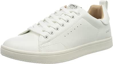 ONLY Damen Onlshilo Pu Noos Sneaker