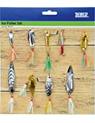 Zebco kit de pêche, 3610112 Eisangel parties