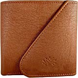 modish design Tan Men's Wallet