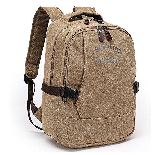 Multifunktional (Abnutzung, Blitz, wasserdicht, erdbebensichere, atmungsaktiv) wasserdicht Canvas outdoor Tasche Mann Tasche Rucksack a