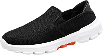 Oyedens Scarpe da Ginnastica Uomo Antiscivolo Scarpe Running Sneakers Uomo Sportive Scarpe da Ginnastica Fitness Respirabile Corsa Leggero Casual All'Aperto Scarpe Sneaker Moda Scarpe da Corsa Uomo