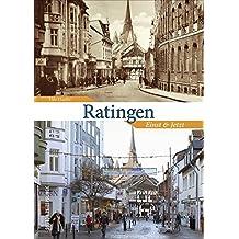 Ratingen einst und jetzt, 55 Bildpaare, die den Wandel im Stadtbild und im Alltag der Einwohner anschaulich dokumentieren und zu einer faszinierenden Zeitreise einladen (Sutton Zeitsprünge)