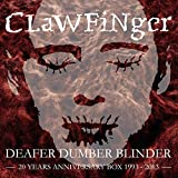 Deafer Dumber Blinder - 20 Years Anniversary Box