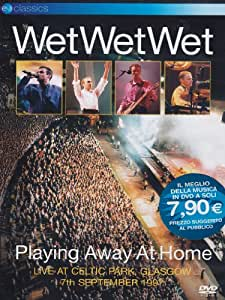 Playing Away At Home [DVD] [2006]