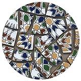 Mosaik Fliesen-Scherben, Bruchmosaik 20-50mm, 1Kg zellige, BZLG