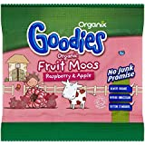 Organix Goodies Organic Fruit Moos - Framboise & Apple (12g) -