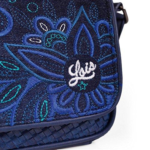 LOIS - Sac à bandoulière / sac bleu Marrin