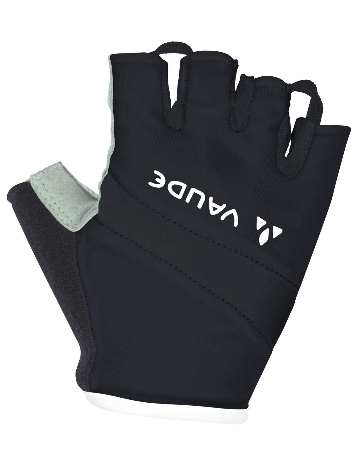 VAUDE Damen Handschuhe Active Gloves, Black, 5, 04411