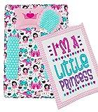 #5: Fancy Fluff PRINCESS 6 Piece Premium Baby Mattress Set