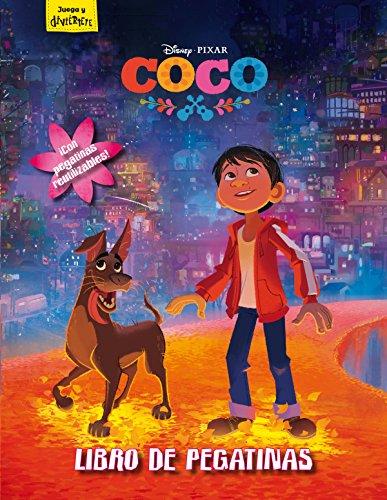 Coco. Libro de pegatinas (Disney. Coco)