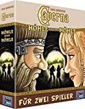 Lookout Games 22160090 - Caverna - Höhle gegen Höhle, Familien Strategiespiel