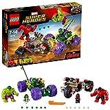 LEGO Super Heroes - Hulk vs. Hulk Rojo (76078)
