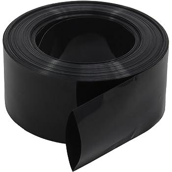 2M 29.5MM /¦/µ18.5MM PVC Heat Shrink Tubing Wrap For Li-ion 18650 18500 Battery orange R TOOGOO Heat Shrink Tubing