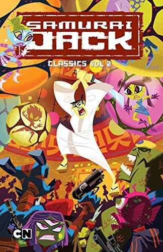 Samurai Jack Classics Volume 2 (Samurai Jack Classics Tp)