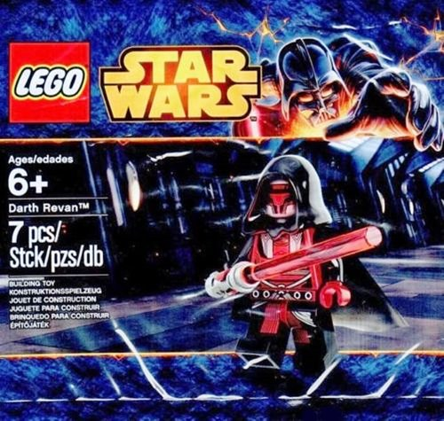 LEGO Star Wars NEUHEIT 2014 Darth Revan Polybag Lego 5002123 Neu/NEW