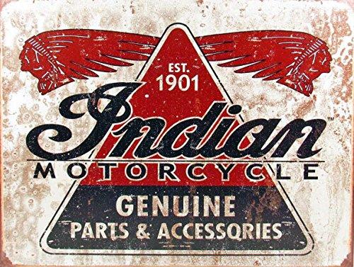 Can-am Parking Only/ /15/x 20/cms Petite Moto M/étal de stationnement Panneau Mural
