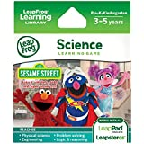 LeapFrog Explorer Game: Sesame Street Solve It with Elmo, Abby and Super Grover 2.0! (for LeapPad and Leapster)
