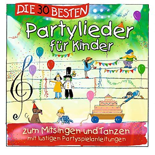 Die 30 besten Partylieder für Kinder