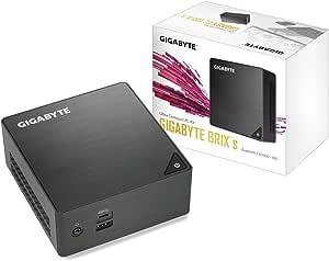 Gigabyte Gb Blpd 5005 Mini Pc 8gb Schwarz Computer Zubehör