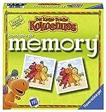 Ravensburger 21116 Memory - Der kleine Drache Kokosnuss memory, Legespiel