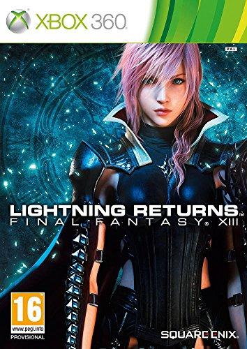 XBOX 360 Final Fantasy 13 Lightning Returns , Limited Edition (Gott Schwestern)