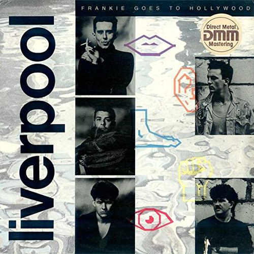 Frankie Goes To Hollywood - Liverpool (LP)