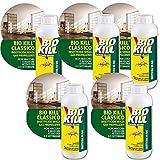 Bio Kill 5boîtes de litre Biokill Insecticide offre spéciale