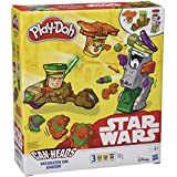 Hasbro B0001EU5 - Play-Doh colección de la estrella del vehículo Wars - ordenado