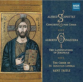 Choir Music By Ginastera & Schnittke 0