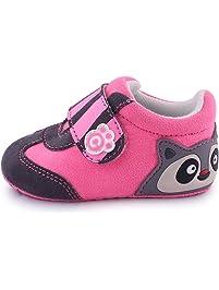 Cartoonimals Babyschuhe Mädchen Jungen Neugeborene Weiche Rutschsicheren Baby  Kinder Schuhe Boots Raccoon EU 17   0 48a0841d68