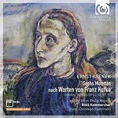 Sechs Motetten nach Worten von Franz Kafka, Op. 169: IV. Der Wagen