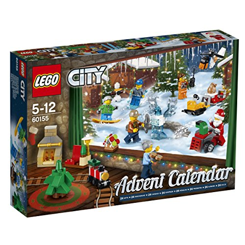 LEGO-60155-City-Advent-Calendar-2017-Construction-Toy