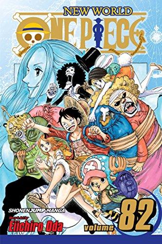 One Piece, Vol. 82 por Eiichiro Oda